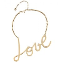 mytheresa.com -  Love necklace - Luxury Fashion for Women / Designer clothing, shoes, bags