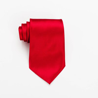 Crimson Red Tie. Crimson Red. Crimson Necktie. Red Wedding. Red Groomsmen. Necktie. Tie. Red Tie. Skinny Tie. Mens Skinny Ties. Solid Tie.