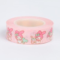 My Melody Paper Tape: Dots