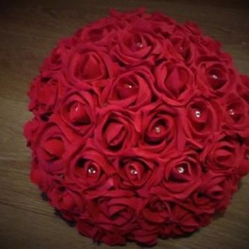 Bridal 8 inch bouquet only $40 a piece!