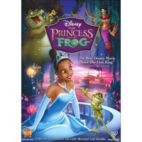 The Princess and the Frog (Widescreen)