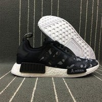 PEAP8KY Adidas Boost Nmd Superstar Nh Bape x Mastermind x Women Men Fashion Trending Running Sports Shoes