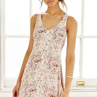Somedays Lovin Secrets Floral Dress- Blush