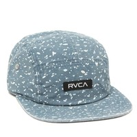 RVCA Dusted 5 Panel Hat - Mens Backpack - Blue - One