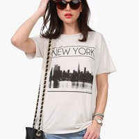 On Broadway Tee Shirt