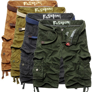 High Quality Cotton With Pocket Pants [6541434755]