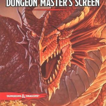 D&D Dungeon Master's Screen (Dungeons & Dragons): D&D Dungeon Master's Screen (D&D Accessory)