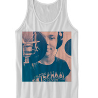ASHTON IRWIN 5SOS TANK TOP 5 SECONDS OF SUMMER BAND SHIRTS BIRTHDAY GIFTS CHEAP SHIRTS TREND FASHIONS CELEBRITY SHIRTS GRAPHIC TEES CHEAP SHIRTS