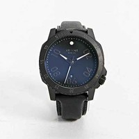 Nixon Ranger All Black Leather Watch- Black One