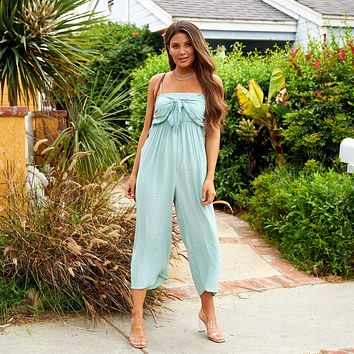 Feeling Connected Jumpsuit