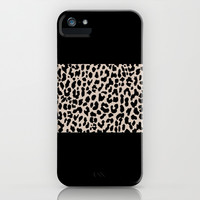 Leopard National Flag VI iPhone & iPod Case by M Studio
