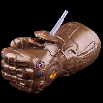 Infinity War Thanos Glove With Drinking Straw