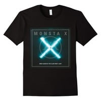 Monsta X LOST THE CLAN pt.1 ALL IN Kpop T-Shirt
