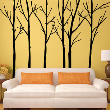 Nursery Tree Wall Decal Decor