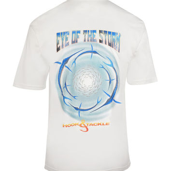 Men's Eye of the Storm S/S Pocket Fishing T-Shirt