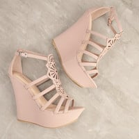 Cure Blush Wedge