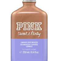 Sweet & Flirty Luminous Body Bronzer - PINK - Victoria's Secret