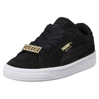 Suede Classic B-BOY Fabulous Baby Trainers | Puma Black-Puma Black | PUMA New Arrivals | PUMA United Kingdom