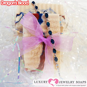 Dragon's Blood Luxury Jewelry Soaps