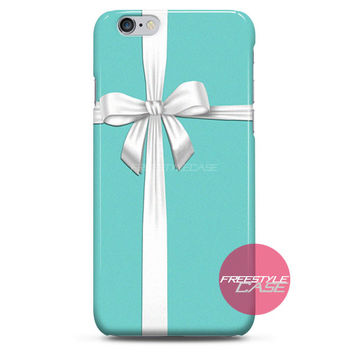 Tiffany and Co Bow iPhone Case 3, 4, 5, 6 Cover