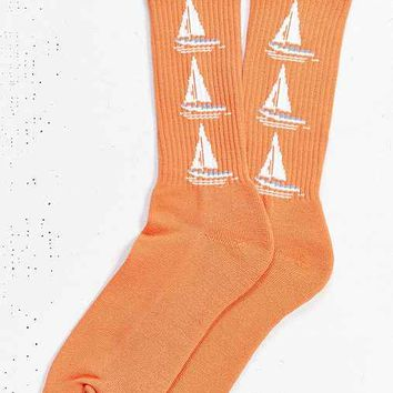 Tropical Icon Sock