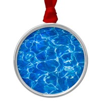 Fresh Water - Version One of Three Metal Ornament