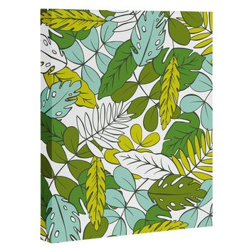 Heather Dutton Modern Tropics Art Canvas