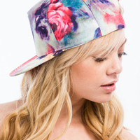 Floral Dream Snapback