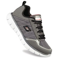 Skechers Synergy Power Switch Boys' Athletic Shoes (Grey)