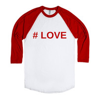 #LOVE VALENTINES DAY SHIRT