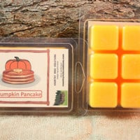 Pumpkin Pancake Wax Tarts, Fall Scented Wax Melts, Pumpkin Pancake Scented Candle Wax