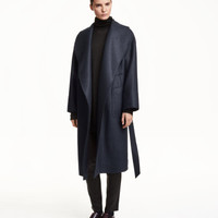 H&M Wool Bouclé Coat $129