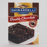Ghirardelli Double Chocolate Brownie Mix - World Market