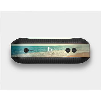 The Vintage Beach Scene Skin Set for the Beats Pill Plus