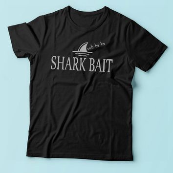 Finding Nemo Shark Bait Ooh Haha Men'S T Shirt