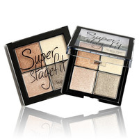Eye shadow Pigments Palette Eye Makup Eye Shadow Super Stage Fit By Sugar box MK1018