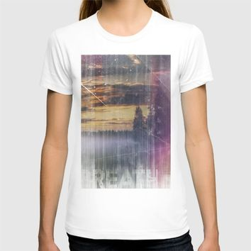 Turning point T-shirt by HappyMelvin | Society6