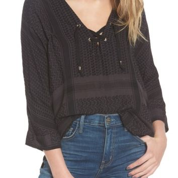 Rails Lily Pullover Blouse | Nordstrom
