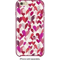 kate spade new york - Hybrid Hard Shell Case for Apple® iPhone® 6 Plus and 6s Plus - Confetti Hearts Multi Crystal Stones