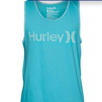 Hurley One and Only Push Thru Tank for Boys BTK0000040