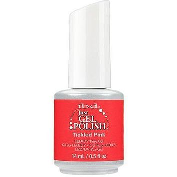 IBD Just Gel Polish Tickled Pink - #56527