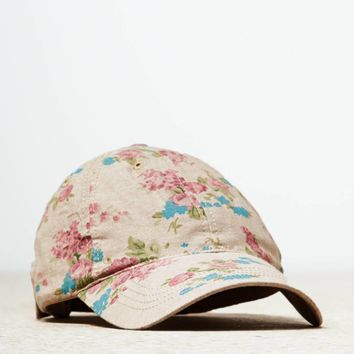 AEO Floral Baseball Cap | American Eagle Outfitters