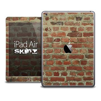 The Brick Wall Skin for the iPad Air