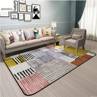 Autumn Fall welcome door mat doormat AOVOLL Soft Child Carpets For Living Room Bedroom Kid Room Rugs Home Carpet Floor  Nordic Style Large Fashion Area Rug AT_76_7