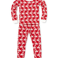 Steamboat Pajama Set