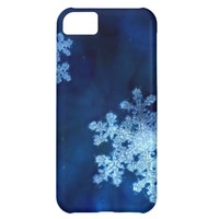 SnowFlake Case For iPhone 5C