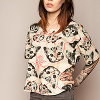 Catsberry Ripple - SOLD OUT, Drop Dead Clothing