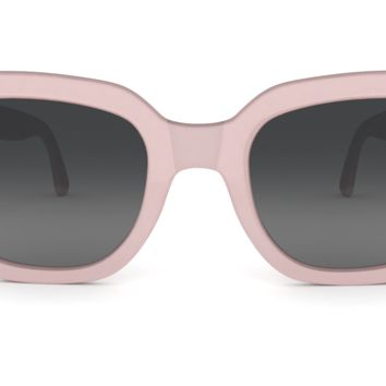 Bridgit Sunglasses - Light Pink