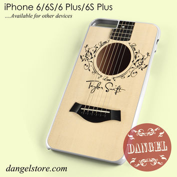 taylor swift guitar Phone case for iPhone 6/6s/6 Plus/6S plus