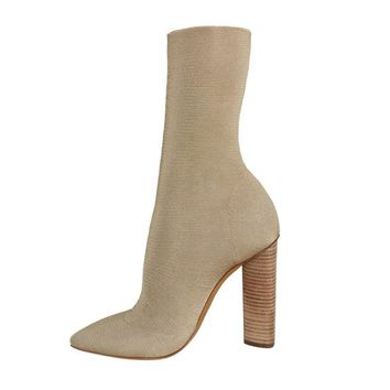 JADY Stretchy Ankle Boots
